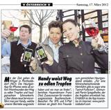 Kronebericht vom 17.3.2012