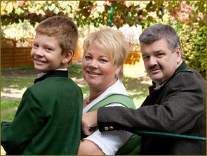 Familie Wölflinger
