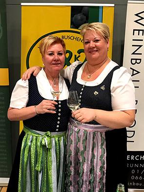 Karin Wölflinger - die Chefin
