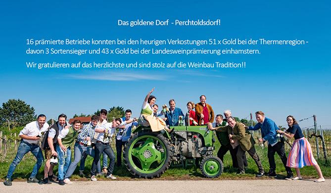Das goldene Dorf - Perchtoldsdorf